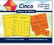 Cinco (Learning Game)